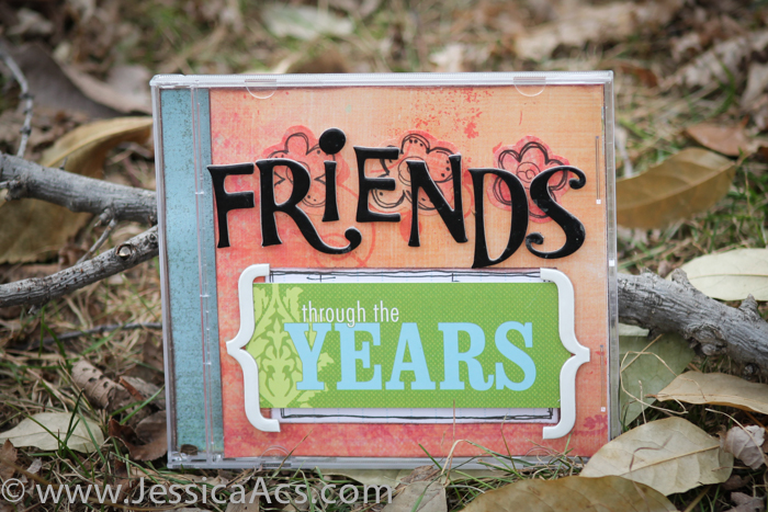 friends mini album